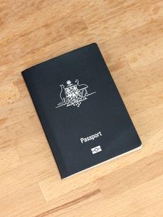Passportの素材 [FYI00649954]