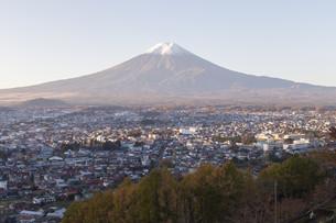 Mt.Fuji in autumn, Japanの写真素材 [FYI00650136]