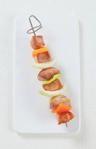 Shish kebabの写真素材 [FYI00650701]