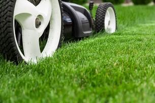 Lawn mowerの写真素材 [FYI00651065]