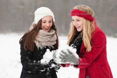 winterの写真素材 [FYI00651097]
