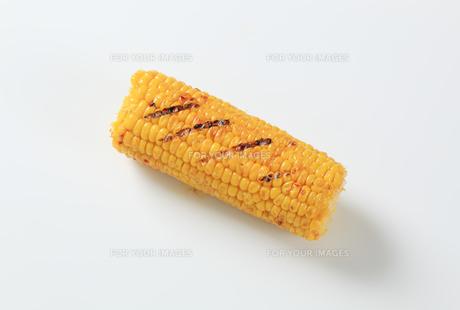 Grilled cornの写真素材 [FYI00651317]