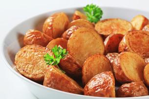 Roasted new potatoesの素材 [FYI00651337]