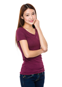 Chinese womanの写真素材 [FYI00651657]