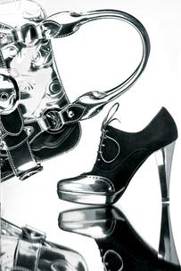 Silver shopping.の写真素材 [FYI00651853]