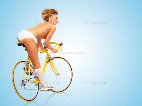 Sexy ride.の素材 [FYI00651890]
