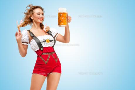 Alluring beer.の写真素材 [FYI00651905]