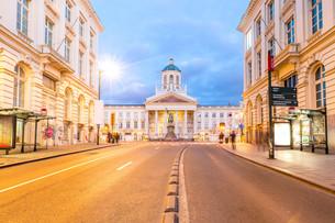 Brussels Royal Square Belgiumの写真素材 [FYI00652197]