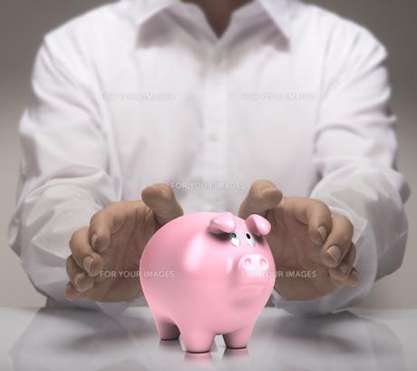 Financial Concept, Savingの写真素材 [FYI00652551]