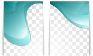 Bright wavy flyer designの写真素材 [FYI00652624]