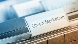 green marketingの写真素材 [FYI00652917]