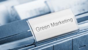 green marketingの写真素材 [FYI00652919]