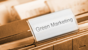 green marketingの写真素材 [FYI00652921]