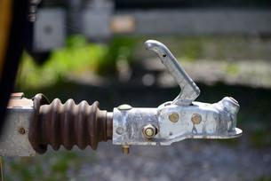 close-up trailer hookの素材 [FYI00653097]