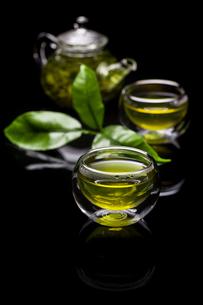 Green teaの素材 [FYI00653125]