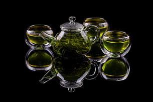 Green teaの素材 [FYI00653128]