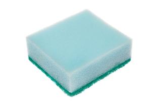 Cleaning spongeの写真素材 [FYI00653272]