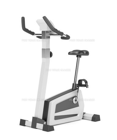 Exercise bikeの写真素材 [FYI00653762]