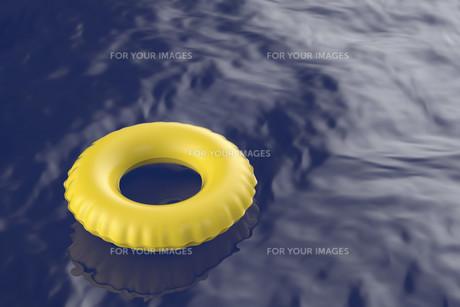 Swim ringの写真素材 [FYI00653771]
