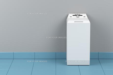 Washing machineの写真素材 [FYI00653776]