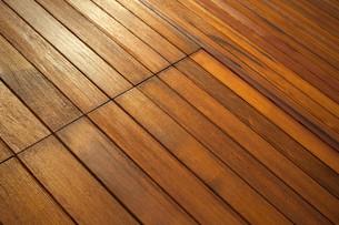 Wooden floorの写真素材 [FYI00654348]