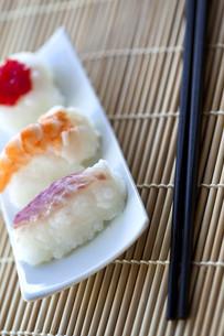 Sushiの写真素材 [FYI00654350]