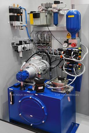 Hydraulic pumpの素材 [FYI00654443]