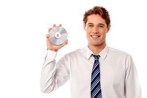It's high capacity disc on market.の写真素材 [FYI00654640]