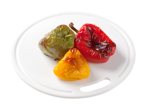 Roasted peppersの写真素材 [FYI00654756]