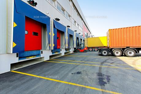 Forklift loaderの素材 [FYI00654947]