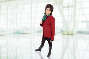 business womanの写真素材 [FYI00655088]