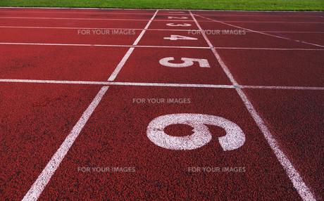 athletic trackの素材 [FYI00656821]