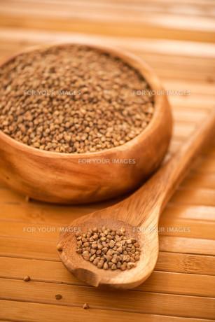 buckwheatの写真素材 [FYI00656922]