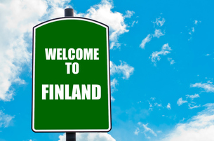Welcome to FINLANDの素材 [FYI00657013]