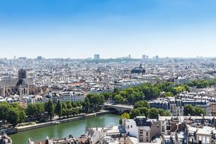 Paris city, Franceの写真素材 [FYI00657015]