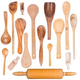 Kitchen utensilsの写真素材 [FYI00657361]