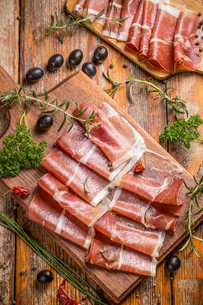 Tasty baconの写真素材 [FYI00657398]