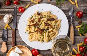 Italian pastaの写真素材 [FYI00657414]