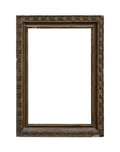 Old grunge frameの写真素材 [FYI00657886]