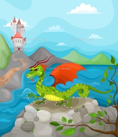 dragonの写真素材 [FYI00658351]