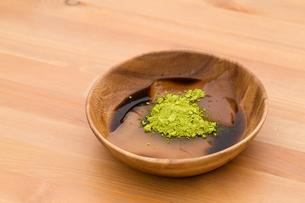 Japanese Food, Gelidium jellyの素材 [FYI00658693]