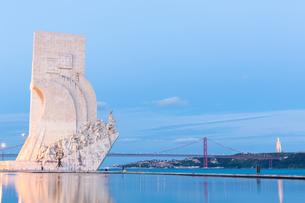 Discovery Monument Lisbonの写真素材 [FYI00658720]