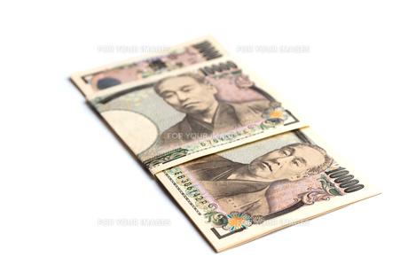 Japanese Yenの写真素材 [FYI00658904]