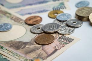 Japanese Yenの写真素材 [FYI00658907]