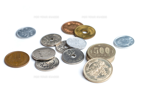 Japanese Yenの写真素材 [FYI00658908]
