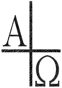 Alpha Omegs Icon Imageの素材 [FYI00659067]