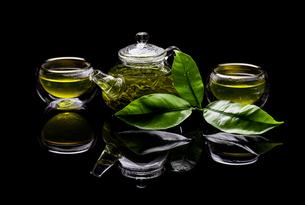 Green teaの素材 [FYI00659732]