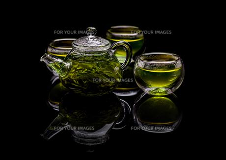 Tea in glassの素材 [FYI00659744]