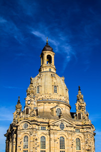 Church of Our Lady in Dresdenの写真素材 [FYI00659832]