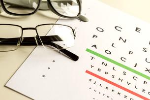 Eyes Test.の写真素材 [FYI00659922]